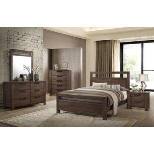 Ballou Panel Configurable Bedroom Set