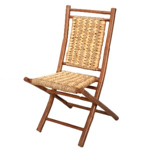 Excelsior Bamboo Folding Director Chair by Bay Isle Home