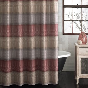 purple and brown shower curtain. Mannington Shower Curtain Burgundy  Wayfair