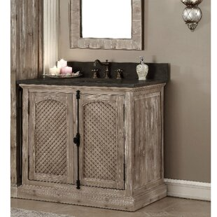 Clemmie 37 Single Bathroom Vanity Set by Laurel Foundry Modern Farmhouse