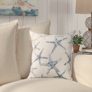 Nowayton Ilene 100% Cotton Throw Pillow