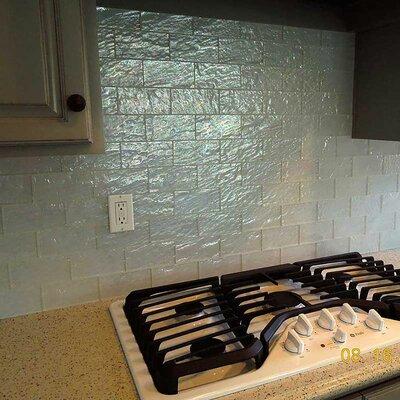 Subway Kitchen Tile Backsplash Wayfair