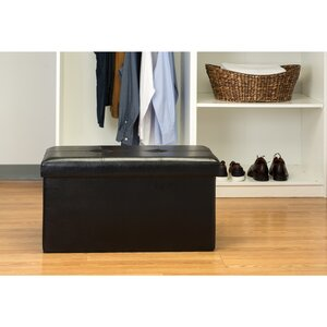Ridgedale Double Folding Storage Ottoman
