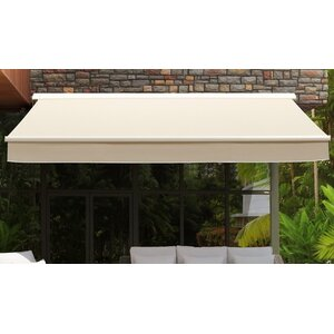 Semi-Cassette 9.7ft. W x 8.75ft. D Awning