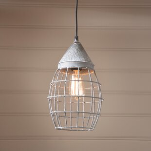 Gracie Oaks Victoria 1-Light Pendant