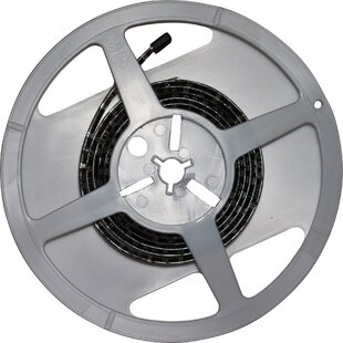 Best Deals Burren 90-Light Gray LED Tape Light By Latitude Run
