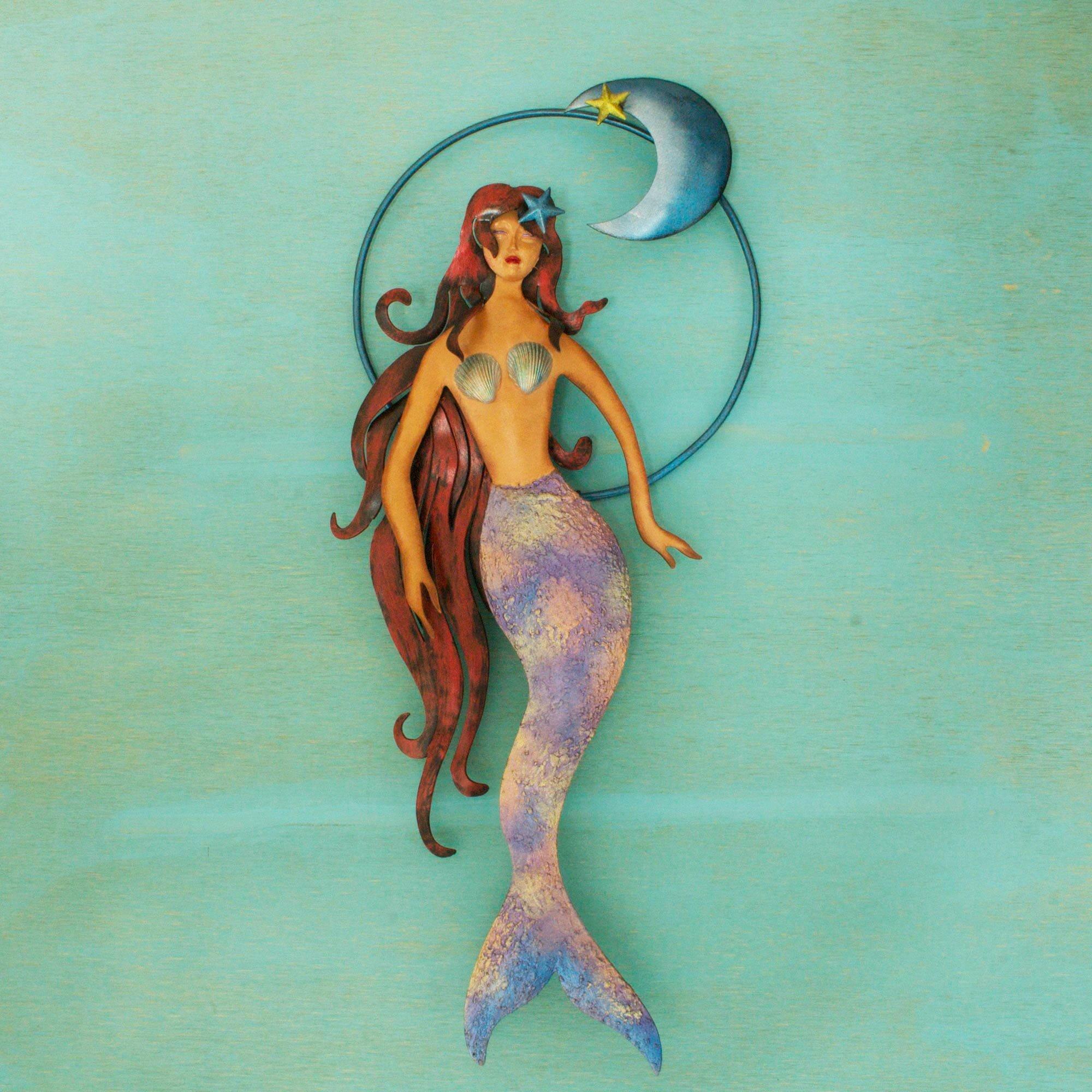Bay Isle Home Mexican Mermaid Wall Decor Reviews Wayfair