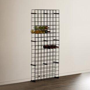 Tie Grid 144 Bottle Floor Wine Rack