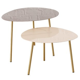 Magallon 2 Piece Nest Of Tables By Bloomsbury Market