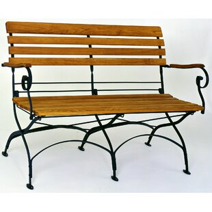 Dowe Garden Bench by August Grove