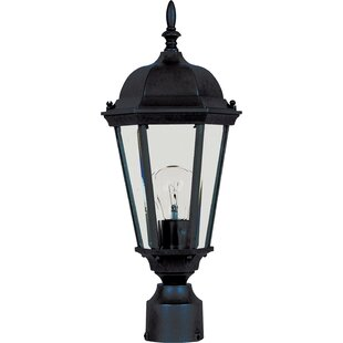 Best Reviews Rabana Modern Cast Outdoor 1-Light Lantern Head By Beachcrest Home