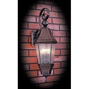 Framburg Normandy 3-Light Outdoor Wall Lantern