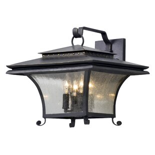 Colesville 4-Light Outdoor Wall Lantern b..