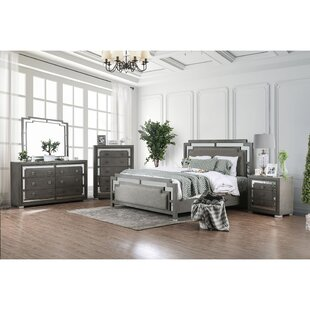 Pescadero Panel Configurable Bedroom Set