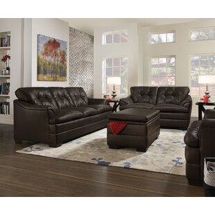 Red Barrel Studio Conlin Configurable Living Room Set