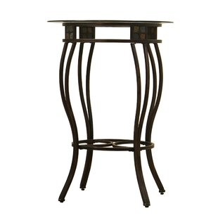 Wetzler Counter Height Pub Table Fleur De Lis Living