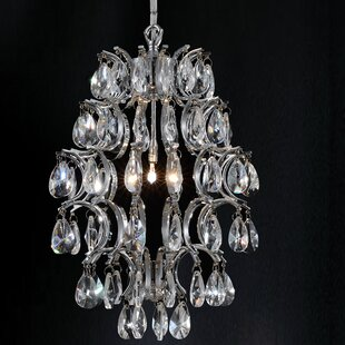 2-Light Crystal Pendant by..