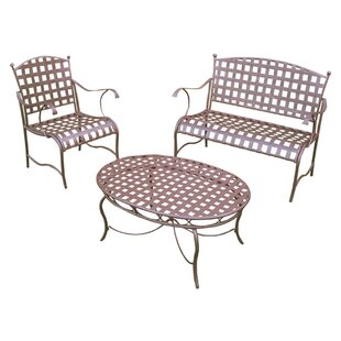 Nocona 3 Piece Sofa Set