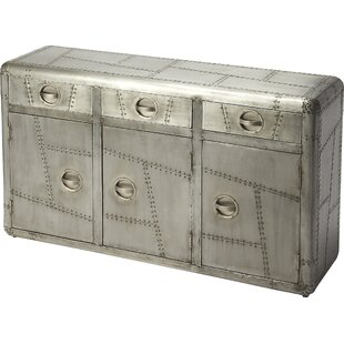 Compare & Buy Mellie 3 Drawer and 3 Door Console Cabinet By Trent Austin Design