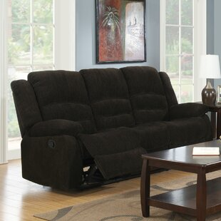 Comparison Falls Traditional Reclining Sofa by Red Barrel Studio Reviews (2019) & Buyer's Guide