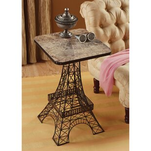 Inexpensive Tour Eiffel Sculptural Side Table By Design Toscano