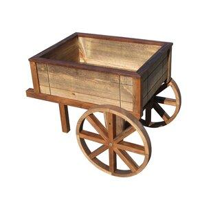 Sams Gazebos Wood Wheelbar..