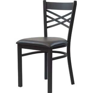 Buy clear Side Chair (Set of 2) by MKLD Furniture Reviews (2019) & Buyer's Guide