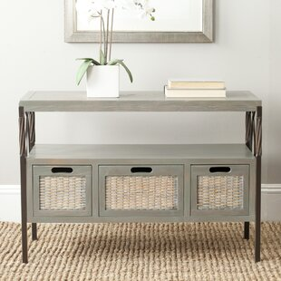 Dipietro Storage Console Table By Beachcrest Home