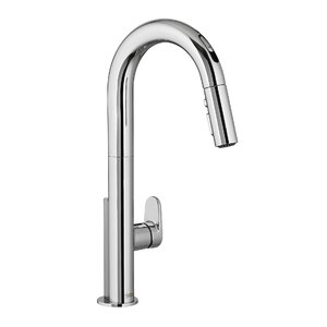 Beale Single-Handle Pull Down Kitchen Faucet