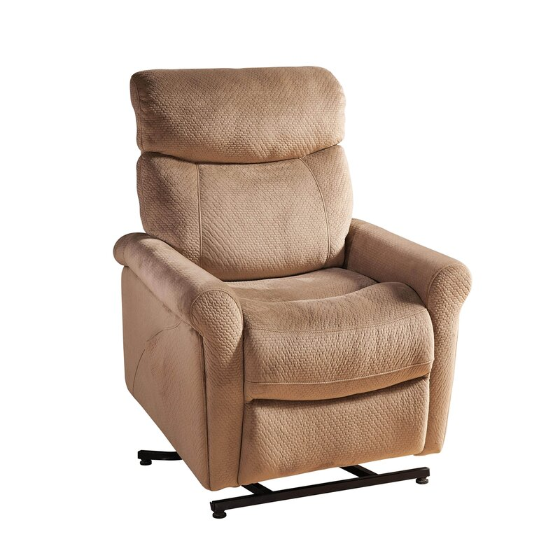AC Pacific Power Lift Assist Recliner & Reviews | Wayfair