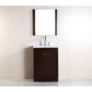24 Single Sink Vanity Set by Bellaterra Home
