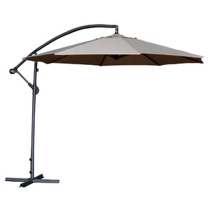 Abba Patio 10' Cantilever Umbrella