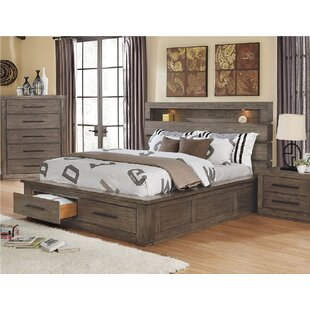 Elisabeth Storage Platform Bed by Loon Peak Reviews
