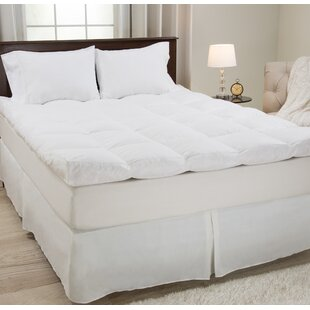 4 mattress topper queen 4 Inch Queen Mattress Topper | Wayfair 4 mattress topper queen