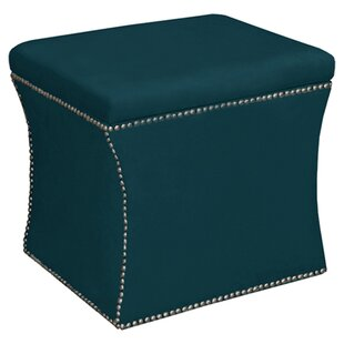 Skyline Furniture Brigette Storage Ottoman
