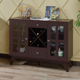 Leif Contemporary Buffet Table by Andover Mills