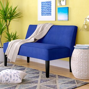 Fabric Loveseat by Beachcrest Home