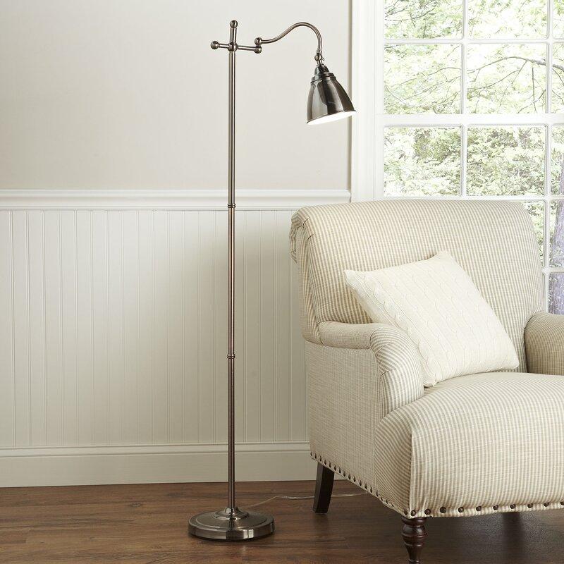 Bushnell 59 led task floor lamp