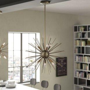 Trent Austin Design Antonie 7-Light Sputnik Chandelier