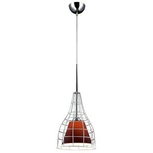 Bromi Design Nixon 1-Light Cone Pendant