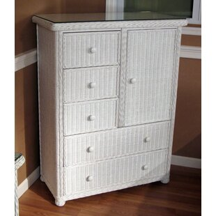 Watkins 5 Drawer Gentleman's Chest