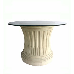 Vera Fluted Dinning Table By Astoria Grand