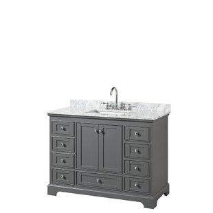 Deborah 48 Single Bathroom Vanity Set ByWyndham Collection