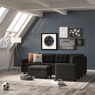 Brewer Modular Sectional with Ottoman