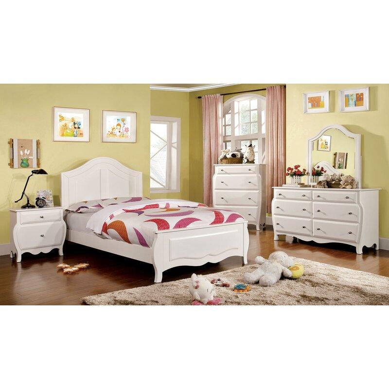 Harriet Bee Salyer Configurable Bedroom Set Reviews Wayfair