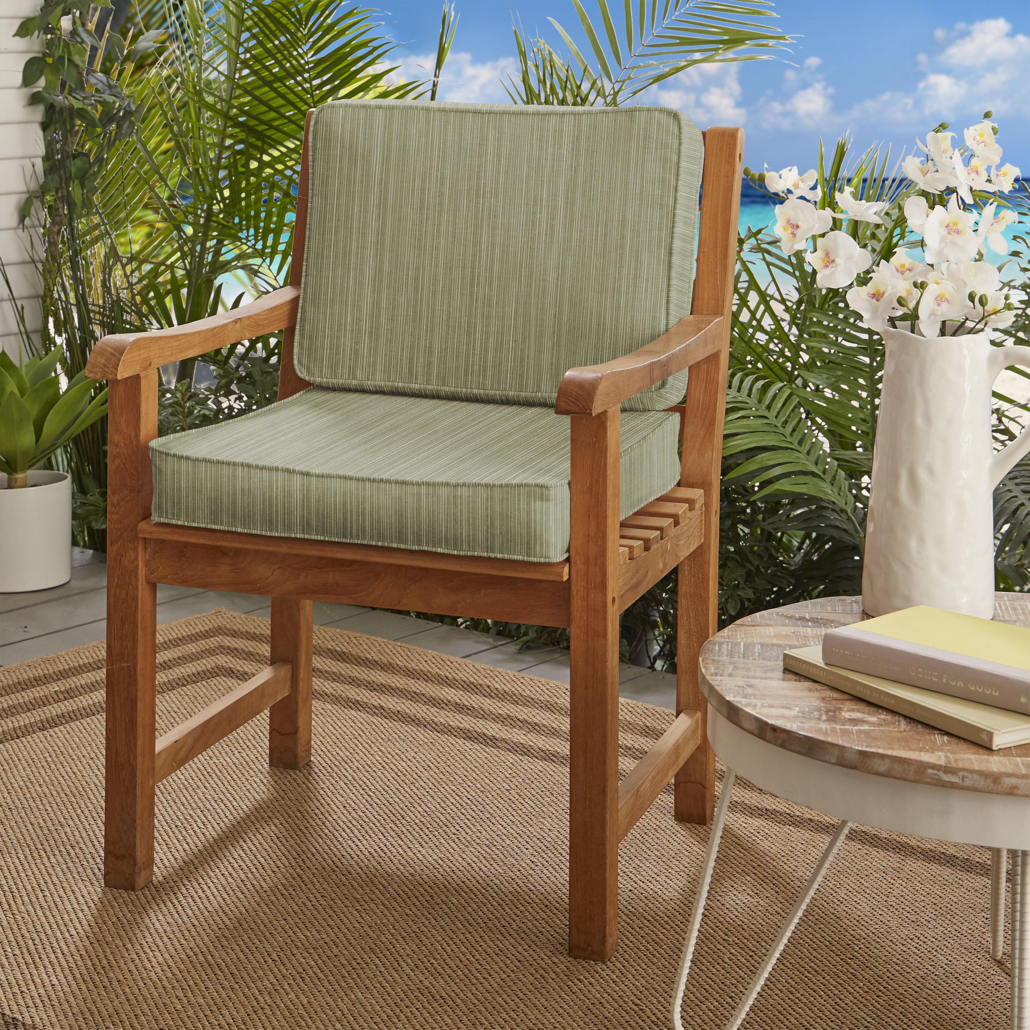 Indoor Outdoor Lounge Chair Cushion Birch Lane