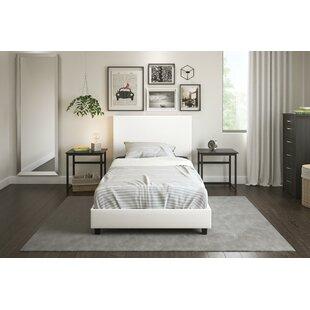 Ebern Designs Anciaux Upholstered Platform Bed