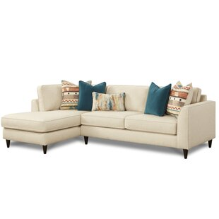Scranton Grain Left Hand Facing Sectional