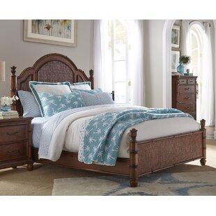 Isle of Palms Panel Bed