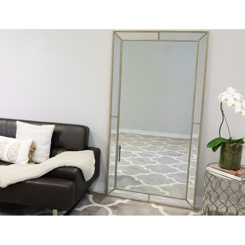 Selections By Chaumont Roxburghe Leaner Mirror Reviews Wayfair